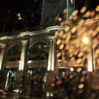 Clocks In The Rain